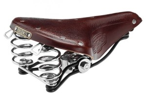 SEDIŠTE BROOKS B66 brown najpovoljnija cena