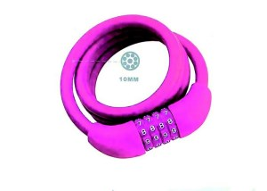 BRAVA ZA ZAKLJUCAVANJE NA BROJ TY573 10x1000mm SPIRALNA pink najpovoljnija cena