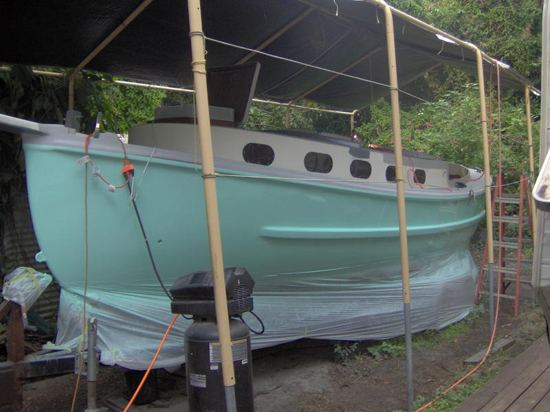 1966 Miami Yacht Corp Navy Whaleboat Custom Powerboat For Sale In Florida