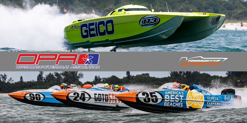 P1 and the OPA enter into offshore racing partnership