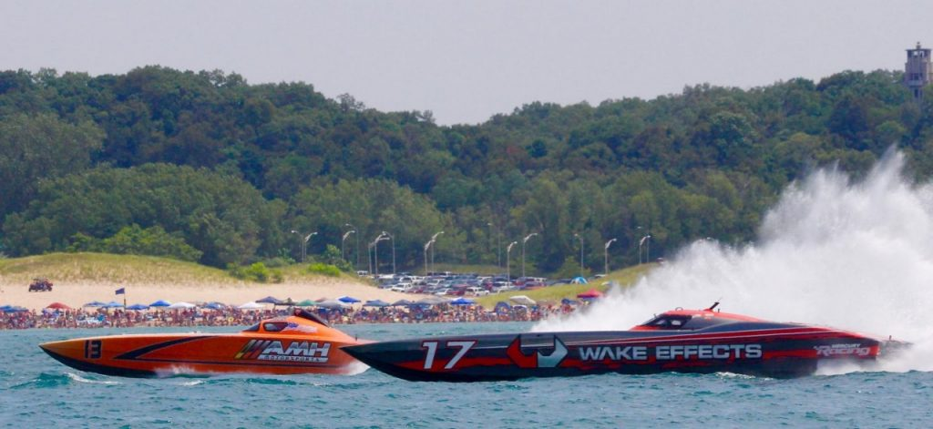 OPA Racing / Powerboat P1 add Michigan to their 2019 Races