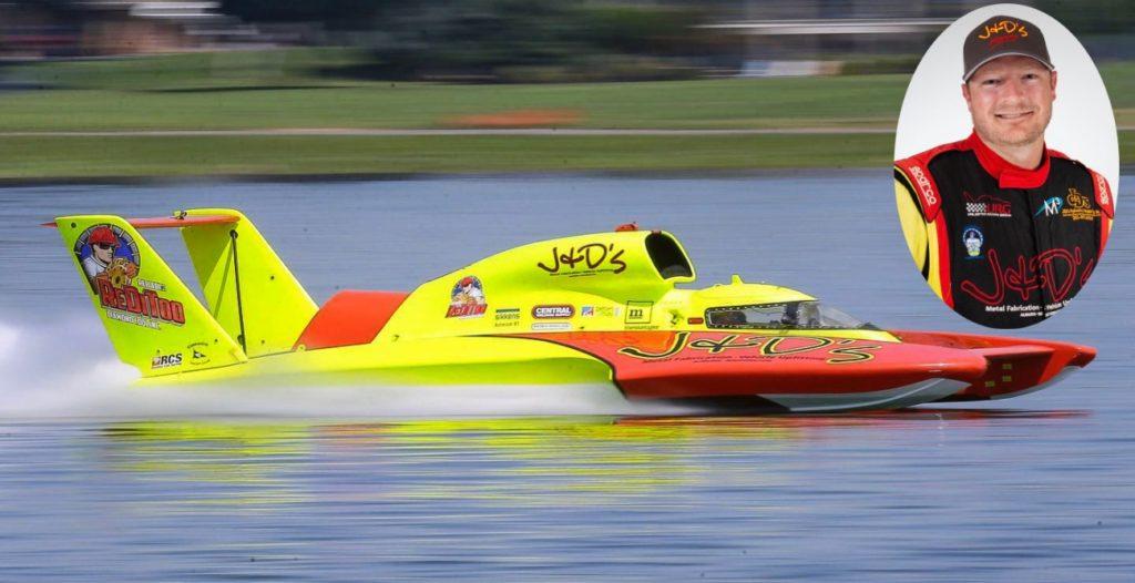 Jamie Nilsen takes over at U-11 Unlimited Racing Group – Powerboat