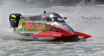 Michael Kelly Awarded Win At HomeStreet Bank Cup – Powerboat Racing