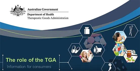 Australian Register of Therapeutic Goods (ARTG) Certificate