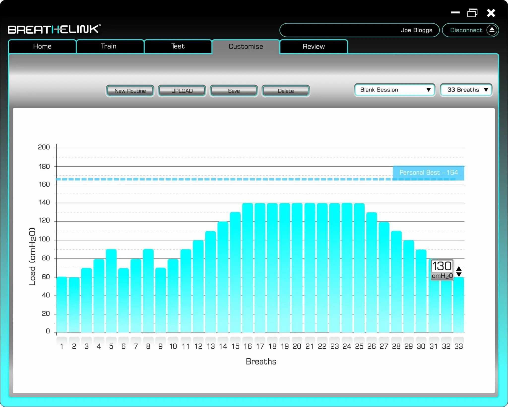 K4 Customise Screen