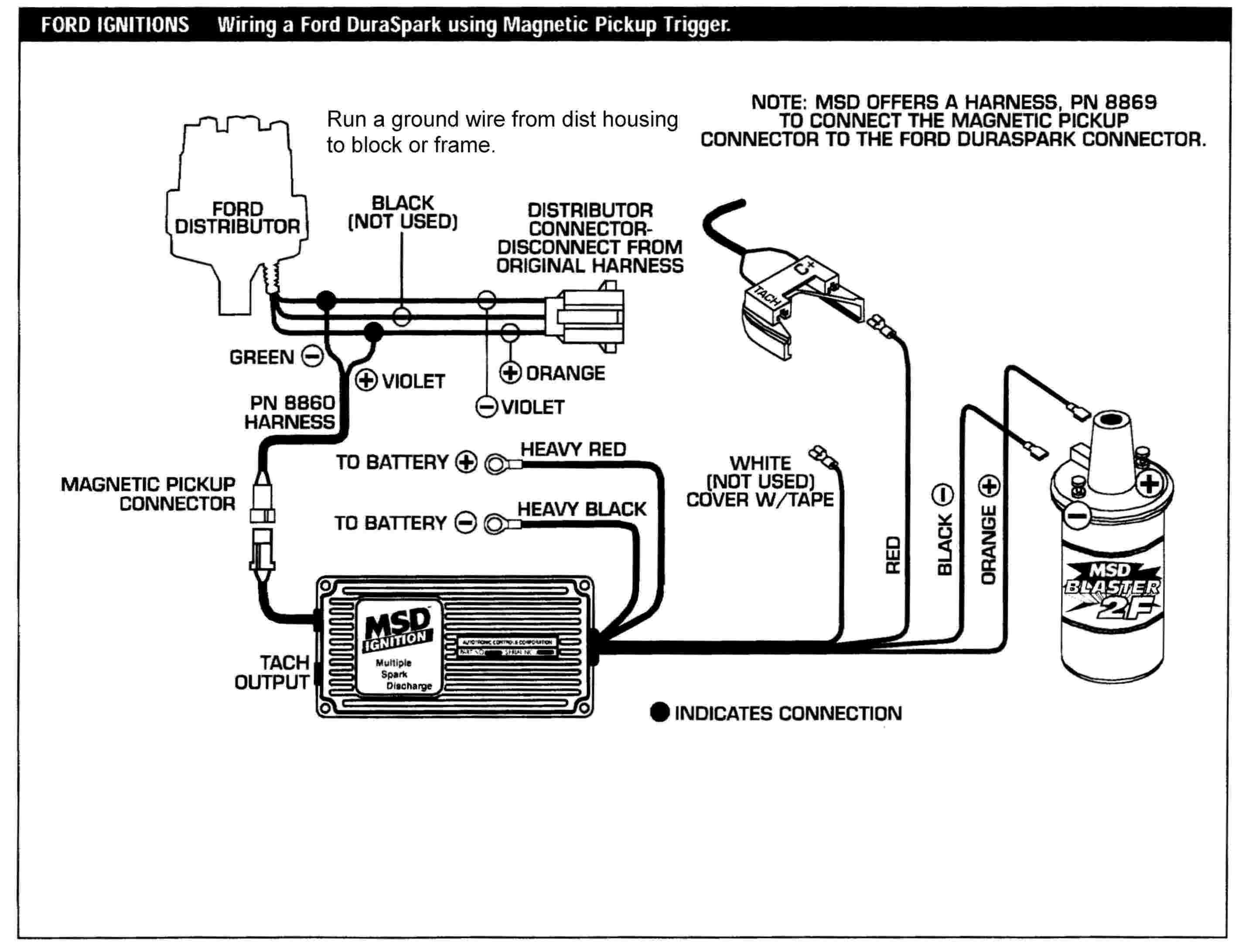 Ungewöhnlich Msd Verdrahtungsschema Fotos - Schaltplan Serie Circuit ...