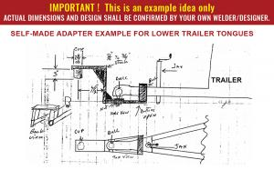 Power Caster Gallery | 5th Wheel Adapters | Power Caster