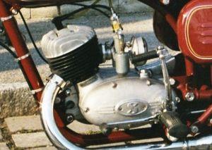 Powerdynamo für Motor Rotax (50er Jahre)