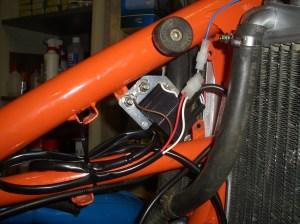 Powerdynamo, assembly instruction for KTM with SEM Type KC