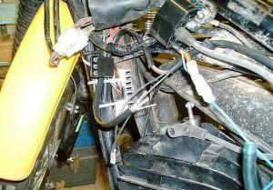 Powerdynamo for Yamaha DT123, RT123, DT250360400, TY250, YZA250