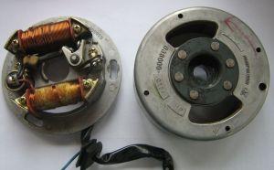 Powerdynamo for Suzuki APGT 5080125 und TS80125