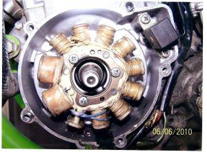 Powerdynamo for Kawasaki KDX 125