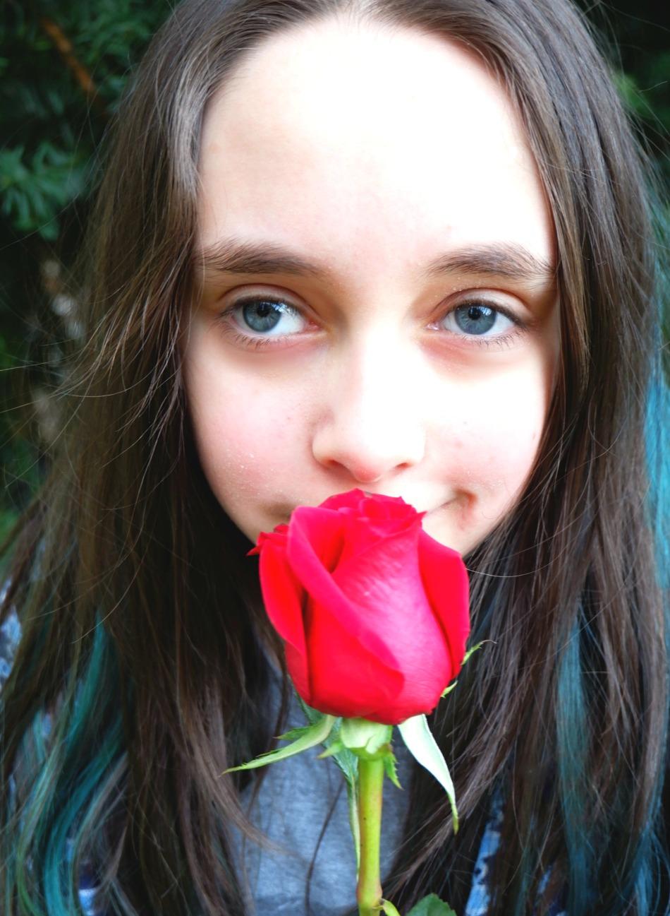 Rose girl 2