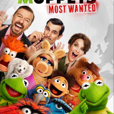 The Muppets Most Wanted Movie Review!