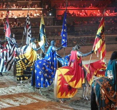 Medieval Times in Orange County