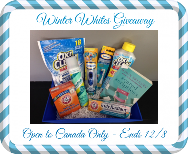Winter Whites Giveaway
