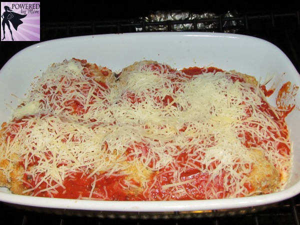 chicken parmesan revised oven