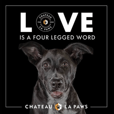 Chateau Law Paws a Wine with a Cause