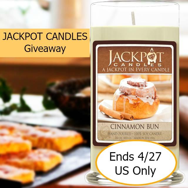 jackpot candles button