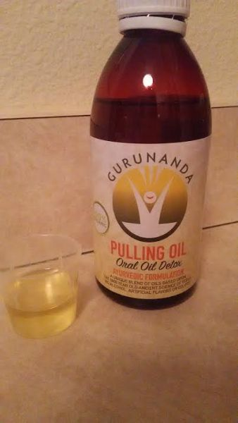 pulling oil