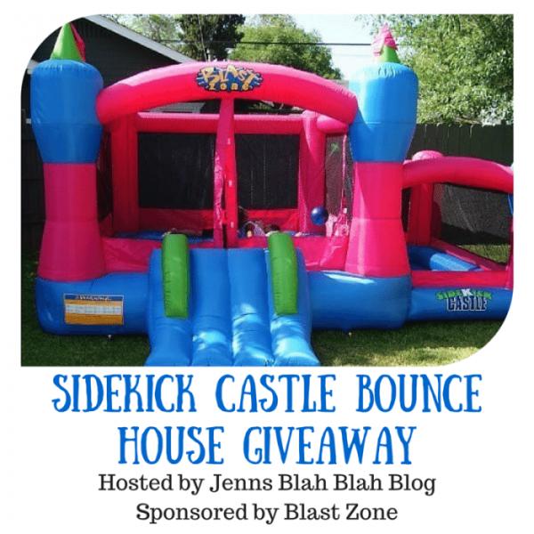 Sidekick-Castle-Bounce-House-Giveaway-700x700