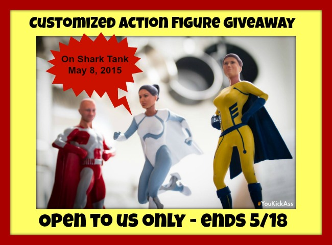 acxtion figure giveaway