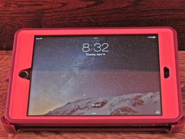 otterbox ipad mini 2