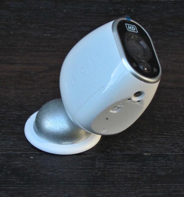 Arlo camera movement