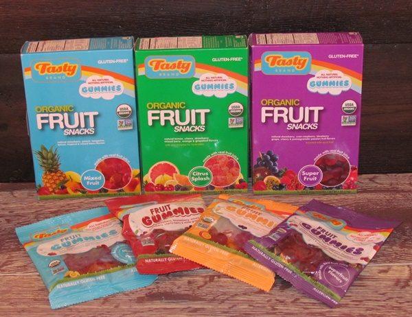 Tasty snacks gummies