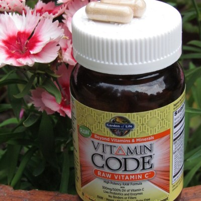 Garden of Life Vitamin Code RAW Vitamin C Review