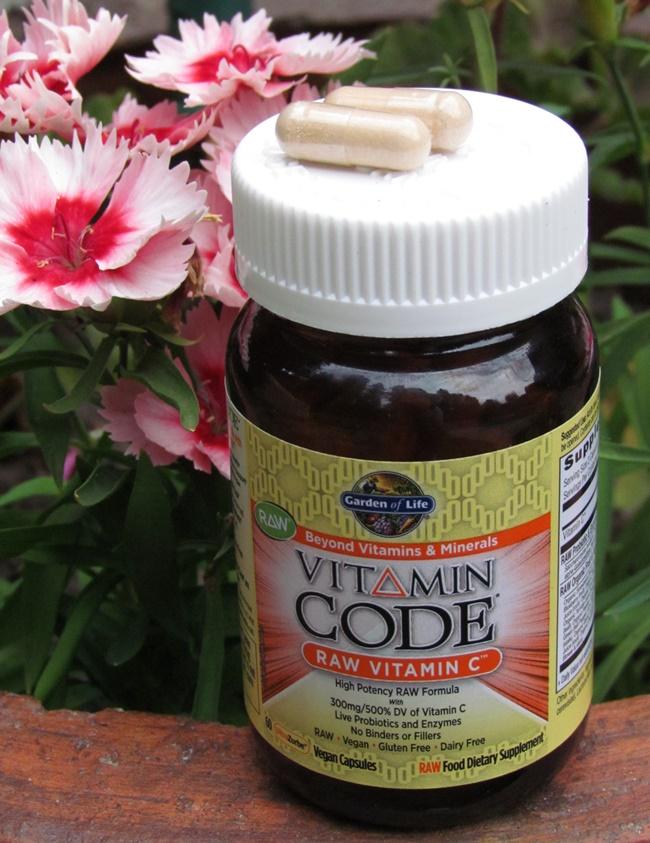 Vitamin Code RAW C