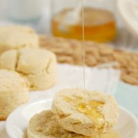 15. Sweet Potato Biscuits