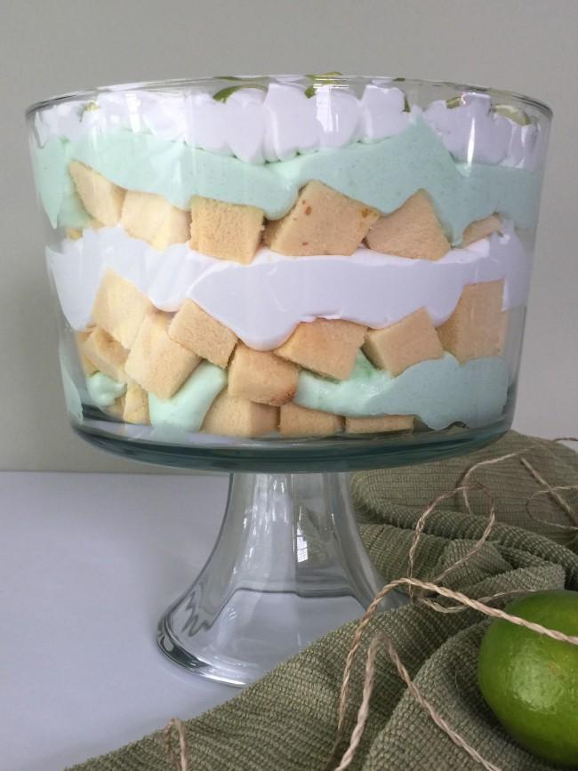 Key Lime Trifle Recipe