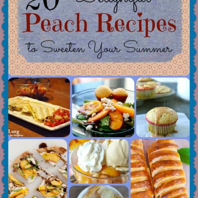 20 Peach Recipes