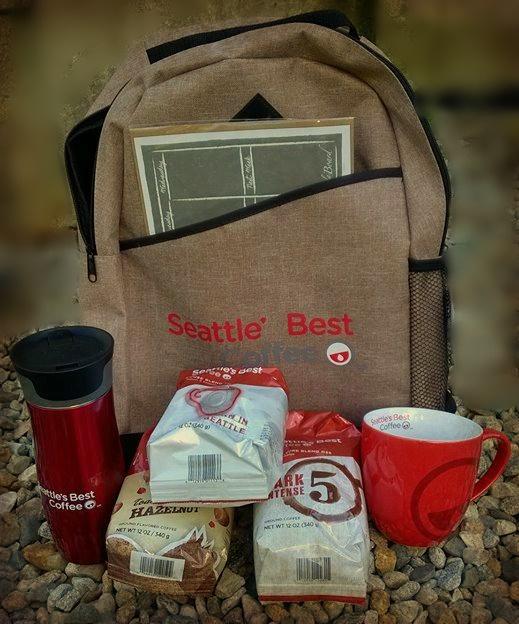 Seattle's Best Coffee Survival Kit