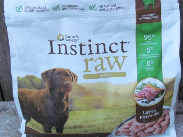 Instinct Raw Bag