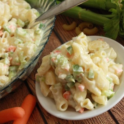 Easy Pasta Salad Recipe