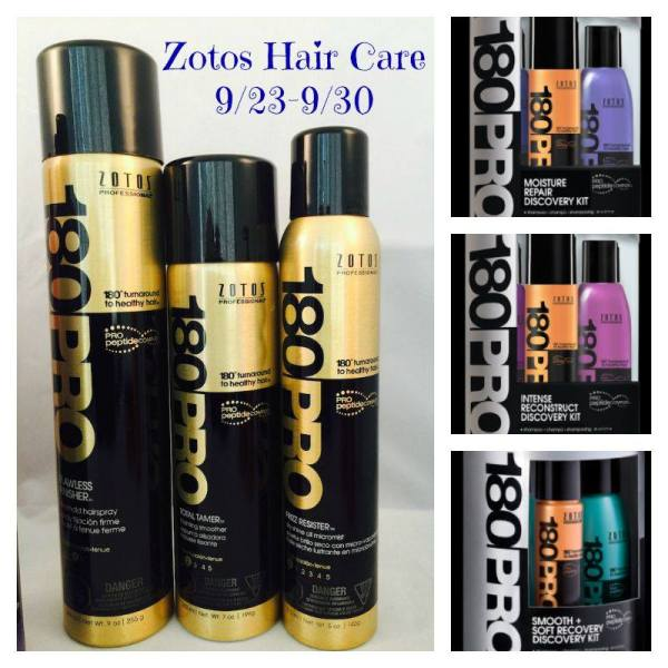 zotos hair care