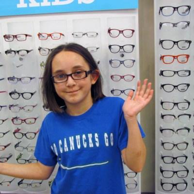 Eyeglasses for Kids See Free Program