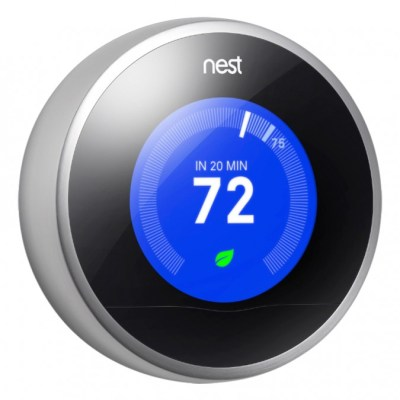 Nest Smart Thermostat & Netgear DST Router