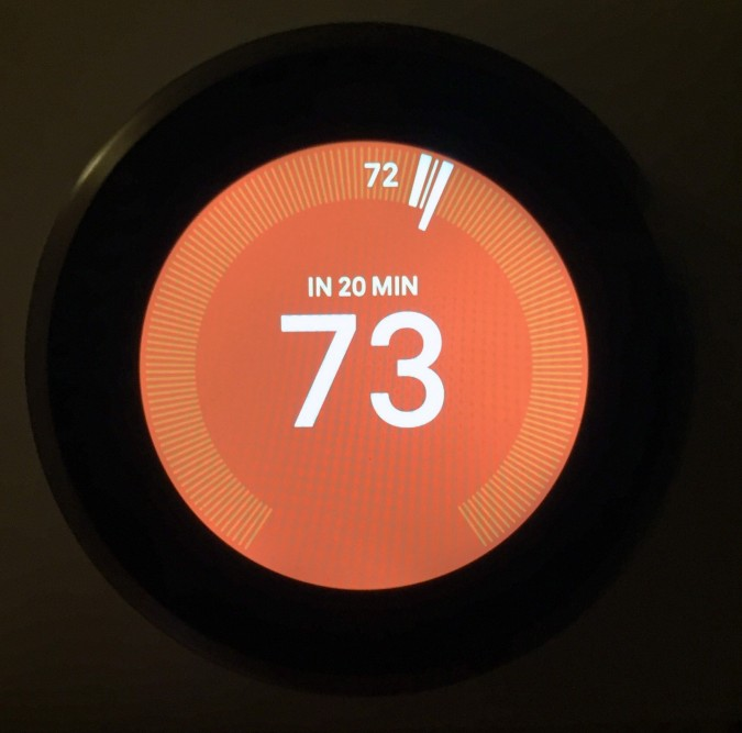Nest Thermostat PBM