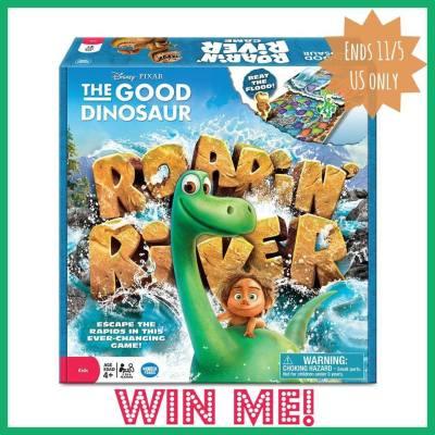 Good Dinosaur Roarin River Game Giveaway