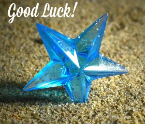good luck star
