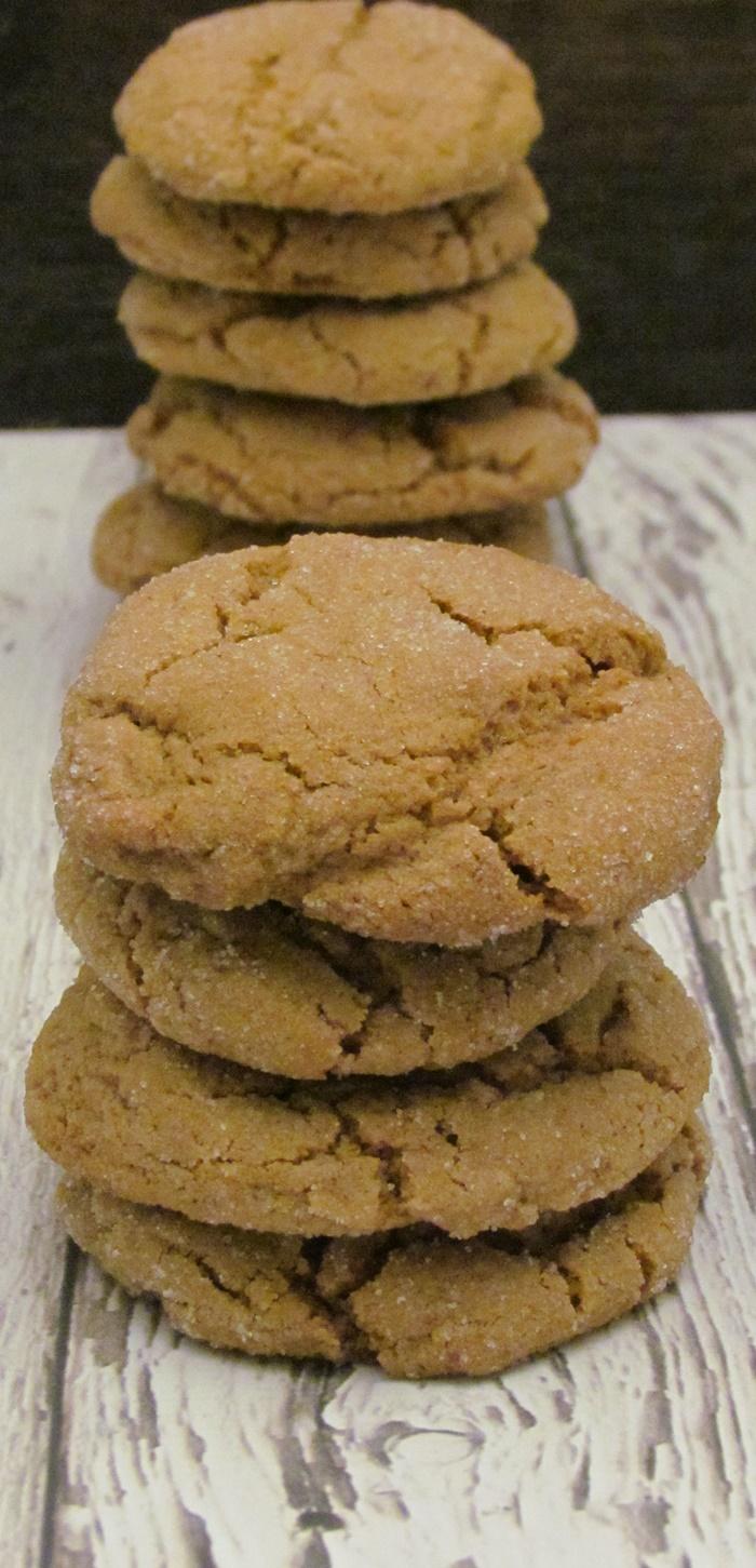 Krusteaz ginger cookies