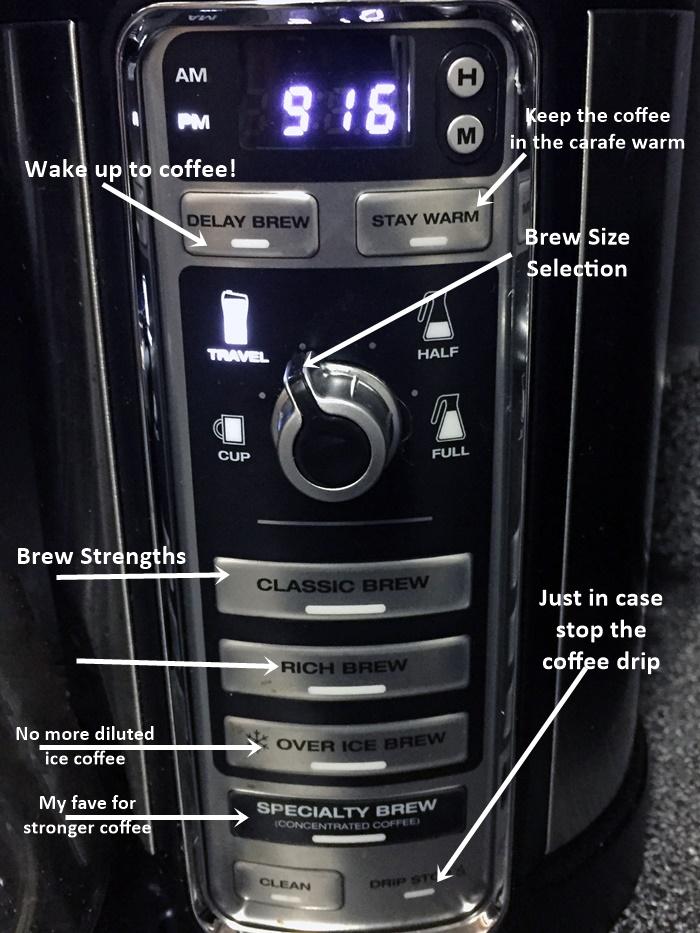 Ninja Coffee Bar explained