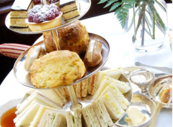 top 10 holiday gift ideas afternoon tea