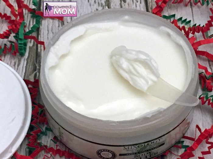 aromafloria body butter mixing