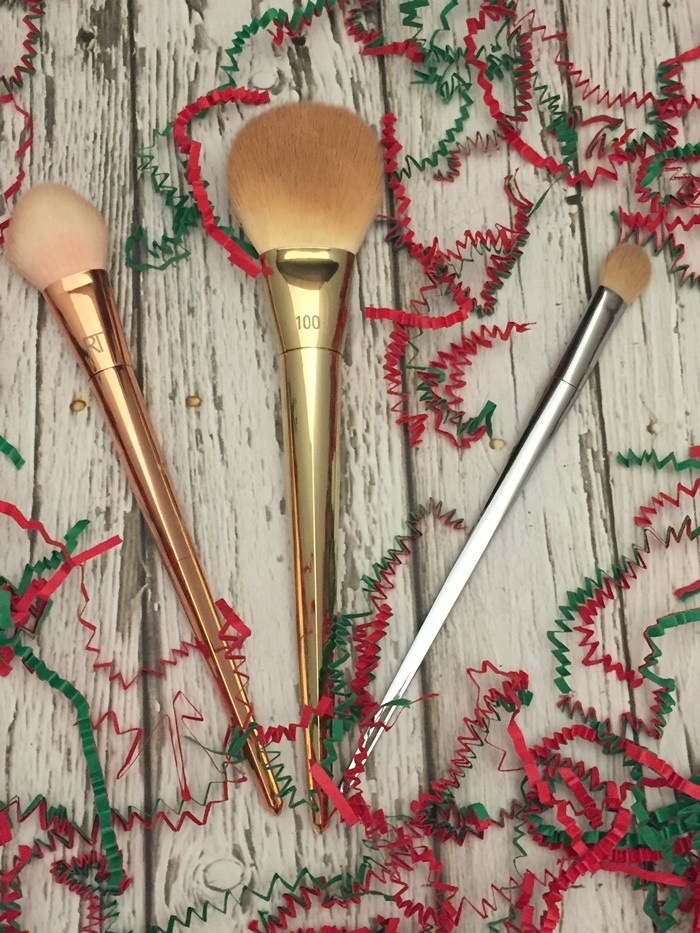 bold metals cosmetic brushes