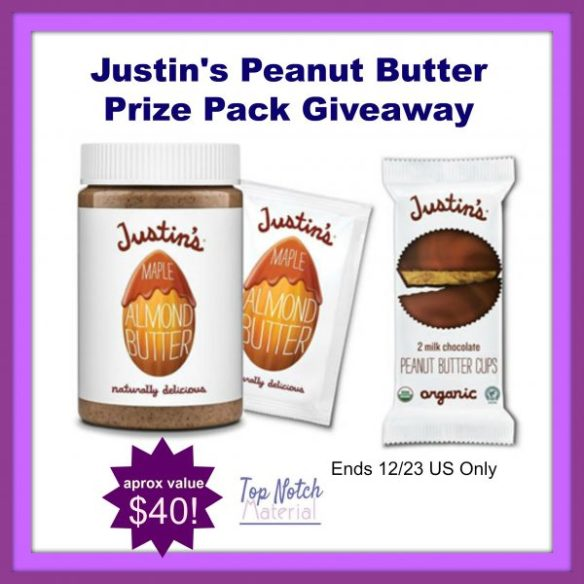 justin giveaway