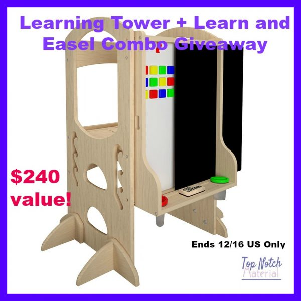 learning tower giveaway